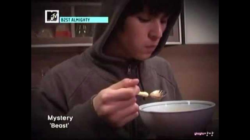 Beast - Mystery MV (ft. SNSD Kara) @ MTV B2ST Almighty