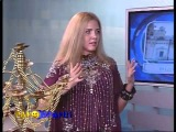 Daria Danilkina-morning TV-Show on Central Ukrainian Chanel Topic Belly Dance