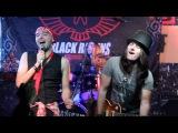 Группа Dust N Bones - Paradise City - Guns N' Roses cover party (11.10.2015 Рок-клуб MADiSAN)
