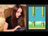 Саша Спилберг! ПТИЦА УБИЙЦА Flappy Bird ∙ Детка Геймер 14
