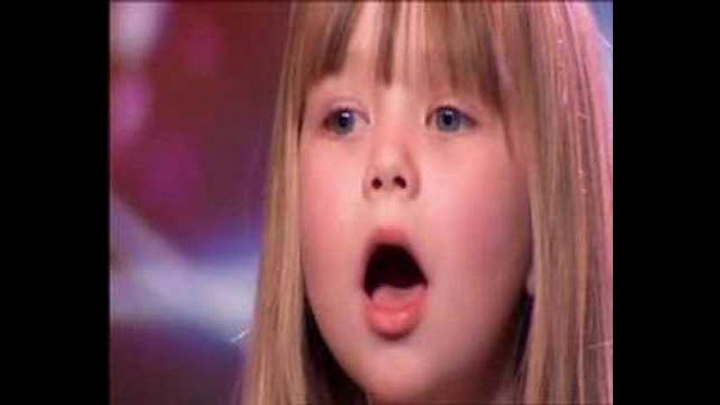 ☆Britains Got Talent or Americas Got Talent ♥ Connie Talbot WOWs Simon Cowell !