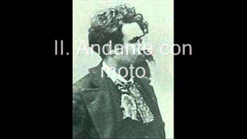 Louis Abbiate: Cello Concerto in D minor, Op 35