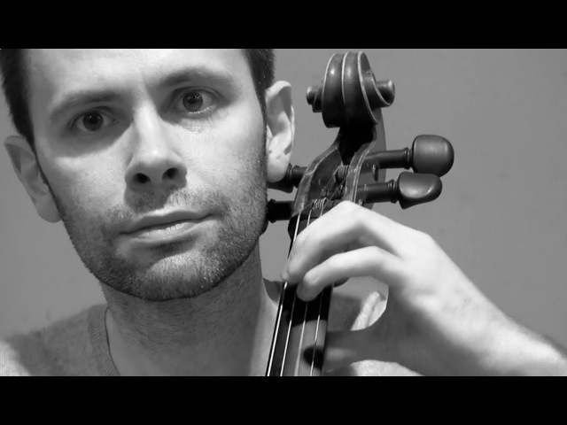 STEVE REICH - Violin phase - Cello performance by Alexis Descharmes