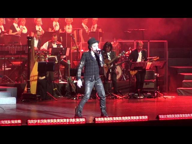 Mozart l`Opera Rock le Concert - Je danse avec les dieux