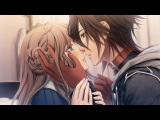 Грустный аниме клип о любви - В самый последний раз (Новинки 2014 + Красивый русский реп)