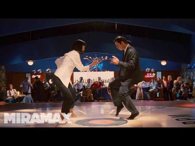 Pulp Fiction 'I Want To Dance' HD Uma Thurman John Travolta MIRAMAX