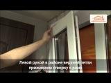 Не закрывается пластиковое окно или дверь. Что делать? Видео, как закрыть пласти ...