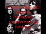 HEROES DEL SILENCIO - HECHIZO LETRA