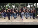 Lucero y Kizomba Woman en el International Kizomba Flashmob Mexico Lady Style