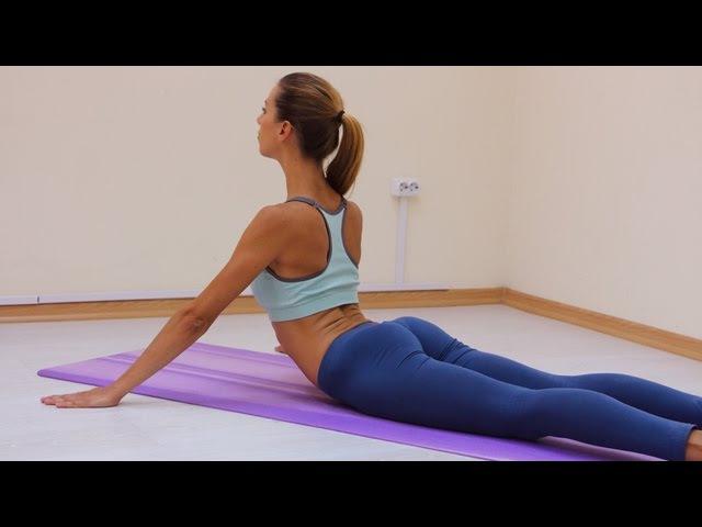 Упражнение Кобра / Exercise Cobra