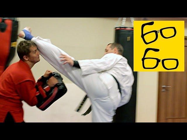 Армейский рукопашный бой (АРБ) с Максимом Ивановым — тактика боя и психология поединка в рукопашке