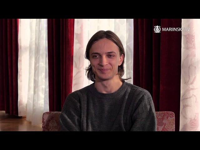 Александр Лубянцев. Интервью накануне выступления в Концертном зале Мариинского театра (2013г).