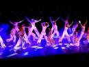 группа детей из Набережных Челнов на концерте Attention. Шоу балета Аллы Духовой ТОДЕС