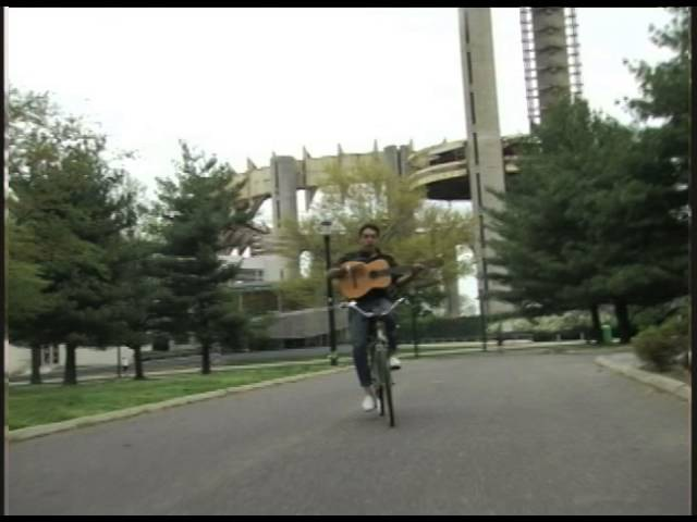 Juan Wauters I'm All Wrong on a Bicycle (Official Video)