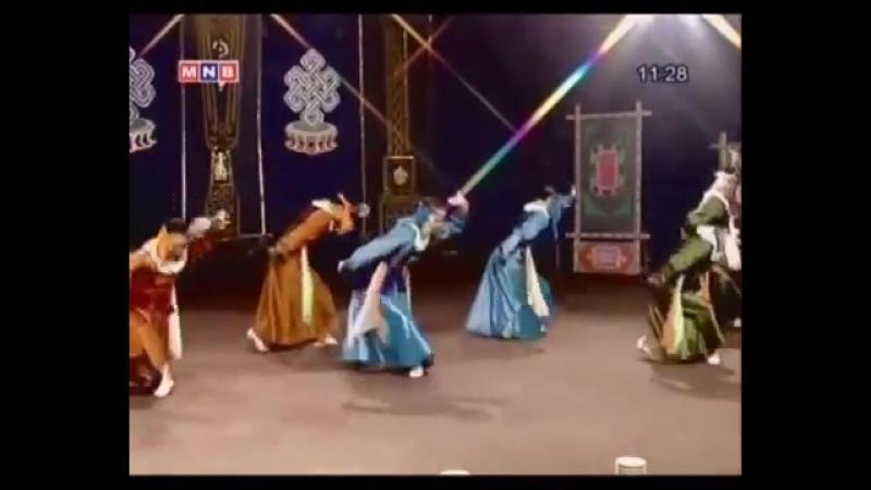 Монгол улсын үндэсний дуу бүжгийн эрдмийн чуулга