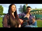 Девушка классно поёт песню группы Вирус - Ты меня не ищи