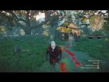 Ведьмак 3  Дикая Охота Очень крутая пасхалка