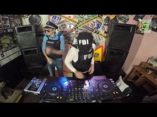 DJ Tesla & Mc Vector - Sexy Policeman project! Mash Up