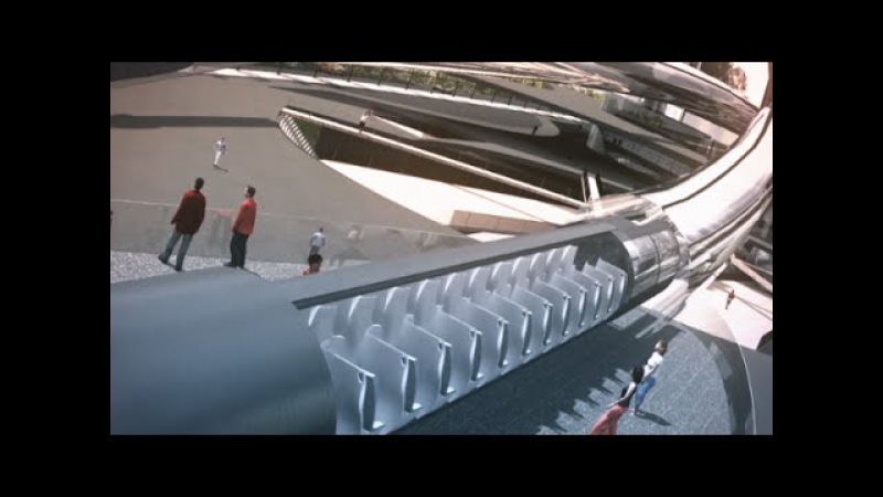 700 mph in a tube The Hyperloop experience