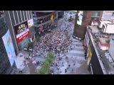 Little Apple(小苹果)- 沈阳千人快闪小苹果官方版 Flash Mob @Shenyang