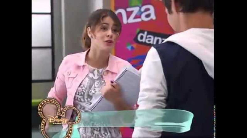 Виолетта и Леон 2 сезон 48 серия