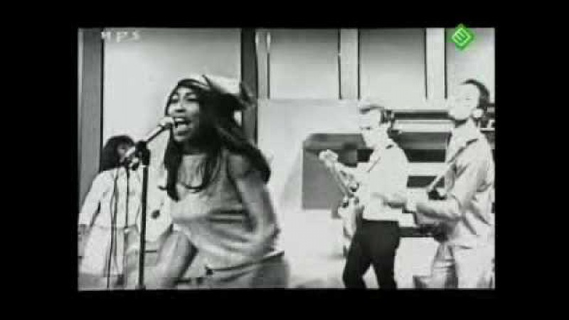 Ike Tina Turner Fool In Love Work Out Fine medley