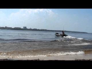 Тест Лодка Navigator 3 30 и мотор Parsun 9 8