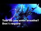 Tobi do you even breathe? El Classico NaVi vs Alliance Dota 2