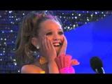 Maddie Ziegler Live to dance clips