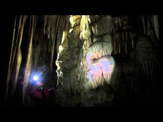 Крым, Караби-яйла, пещера имени Дублянского