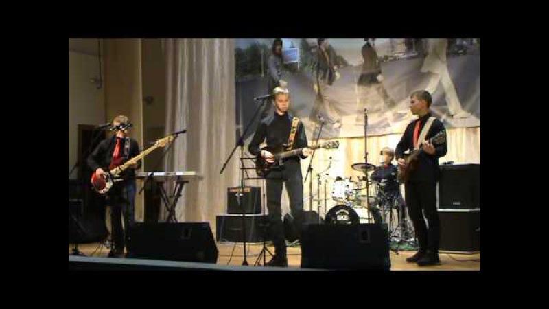 Beatles-клуб-Ижевск, гр. 25-ый кадр, г. Воткинск, Day Tripper