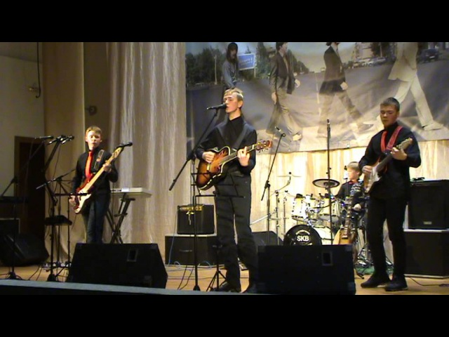 Beatles-клуб-Ижевск, гр. 25-ый кадр, г. Воткинск, A Hard Day,s Nidht