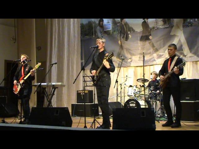 Beatles-клуб-Ижевск, гр. 25-ый кадр, г. Воткинск, Across The Universe