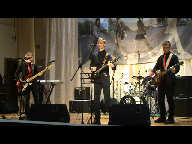 Beatles-клуб-Ижевск, гр. 25-ый кадр, г. Воткинск, Twist and Shout