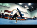 SIMONSTER Monster Power Calisthenics Session Air Flares Headspins at Newhope Gymnastics