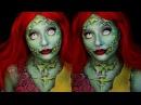 Radioactive Sally Nightmare Before Christmas Halloween Makeup Tutorial