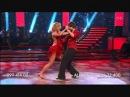 Alexander Rybak Malin Johansson - Salsa / Let's Dance (11.03.2011)