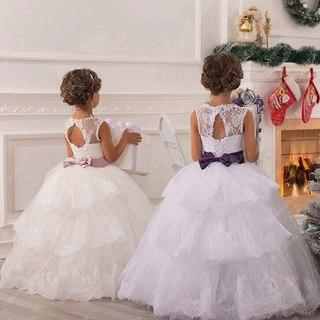 ddee05f9a2eb Нарядные детские платья | ВКонтакте