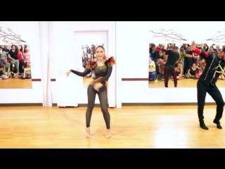 DC Bachata Masters - Daniel y Desiree (La, La, La)(ipad)