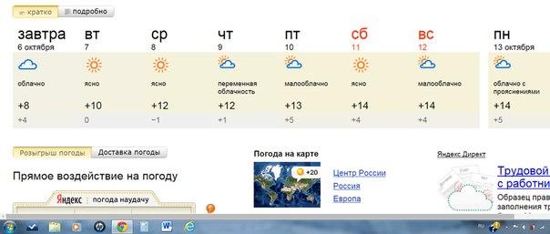 погода в кошках на завтра Водный