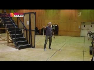 Песнь песней - победу над смертельной болезнью Дмитрий Хворостовский празднует на сцене