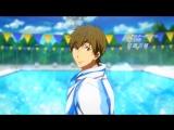 Free! ES - Sakura Kiss