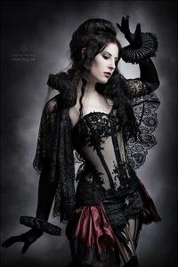 Фото-пленэр Dark Beauty