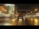На Бигфуте Toyota Hi-Lux По Центру Москвы