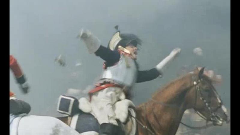 Атака французских кирасир при Ватерлоо (Приключения королевского стрелка Шарпа. Ватерлоо Шарпа)