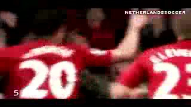ᴴᴰ Robin Van Persie • Top 10 goals_low