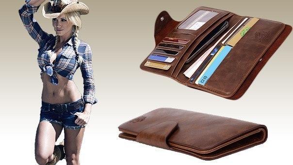 Купить мужское портмоне клатч CarWallet Карвалет