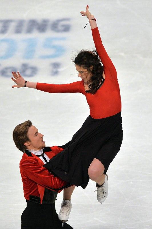 Чемпионат Европы по фигурному катанию. Танцы на льду - Просто так - Блоги - Sports.ru
