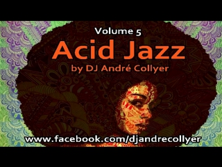 Acid Jazz, Lounge, RB and Chillout mix by DJ André Collyer Vol 5