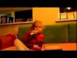 Вау! девочка в 5 лет перепела Лепса - Рюмка водки на столе! Очень круто!